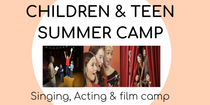 Summer camps for children and teens