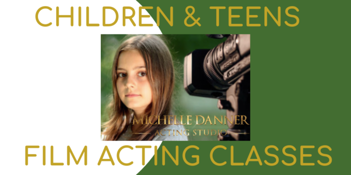Children & Teens - Film acting classes